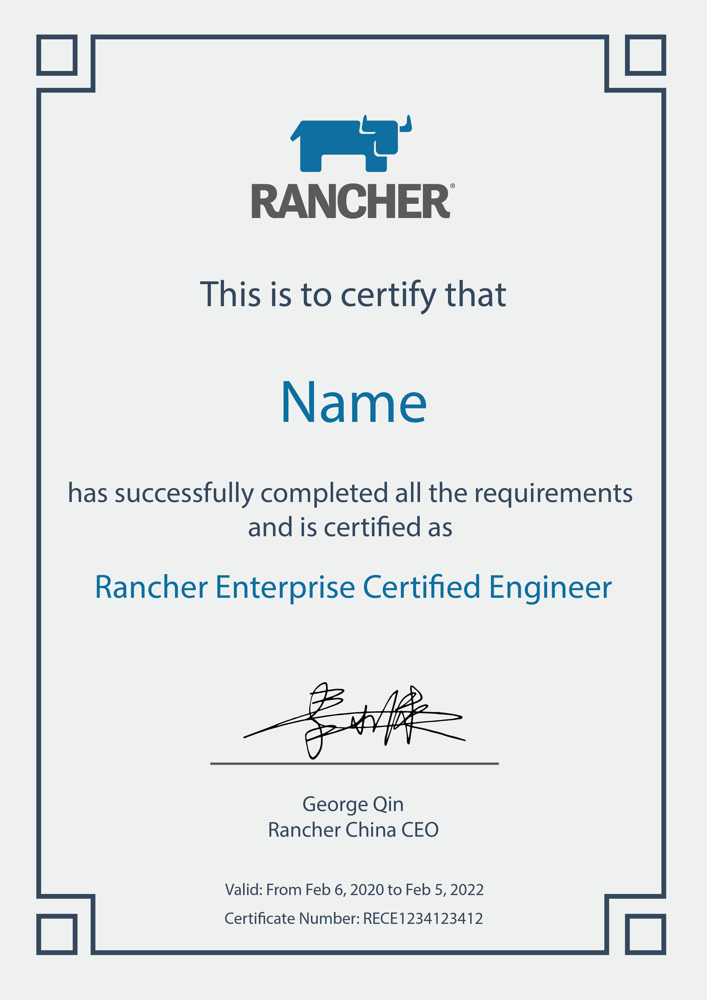 America's #1 Live TV Streaming Service, Sling TV, Selects Rancher for a Push Notification Application Required to Run ~ 50K Transactions per Second